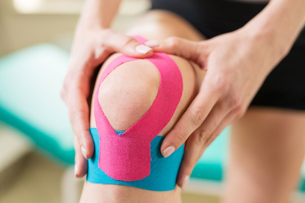 Kinesio Taping - Physiotherapie Nölting Wuppertal